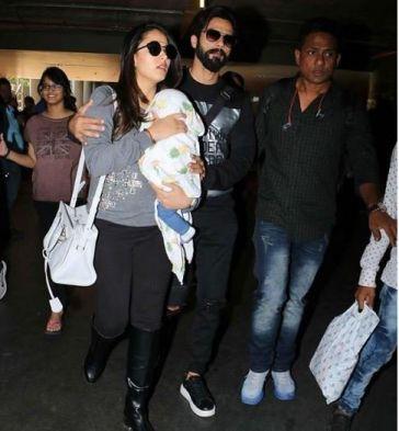 Shahid Kapoor's Princess Misha Makes Her First SOCIAL MEDIA MARKETING Appearance