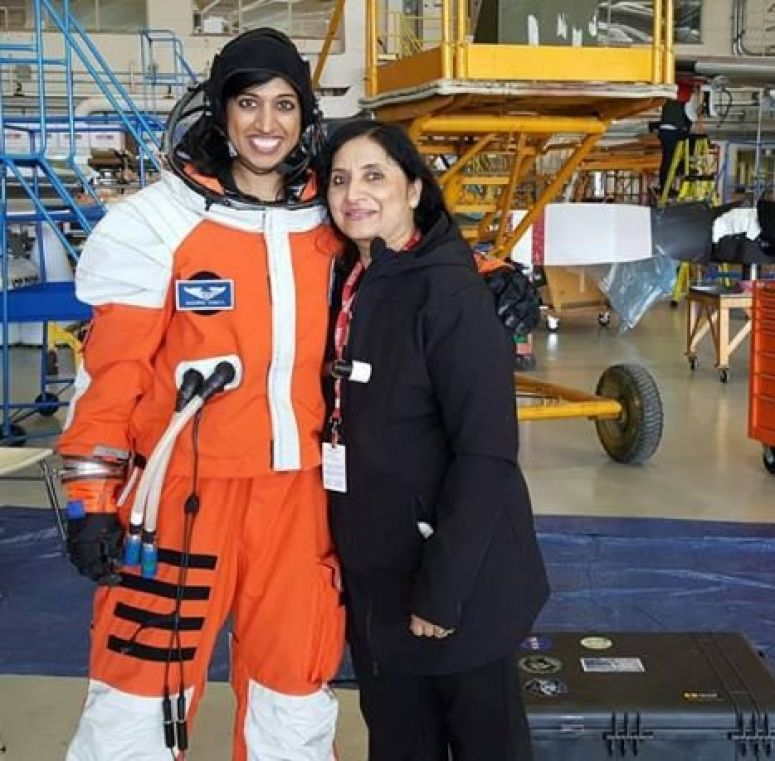 All You Should Know About Dr Shawna Pandya, Who'll Be The 3rd Indo-American Woman In Space