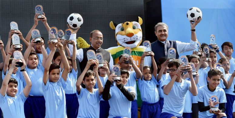Here's How Ready India IS GOOD FOR The FIFA U17 World Glass With SIGNIFICANTLY LESS THAN 250 Days TO TRAVEL