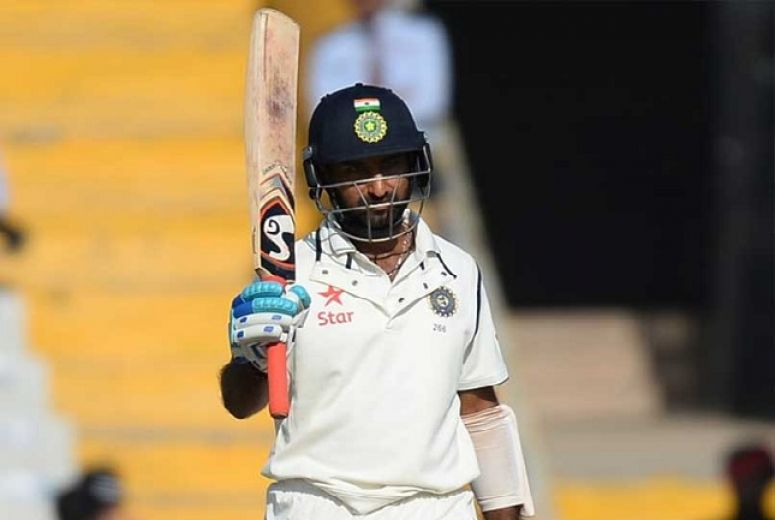 How Ashwin, Jadeja made Cheteshwar Pujara's wedding anniversary special