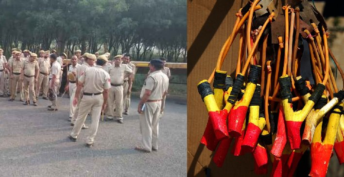 N_5376_1252344 - Indian Police to Use Slingshots and Chilli Balls as Crowd Control Weapons - Weird and Extreme