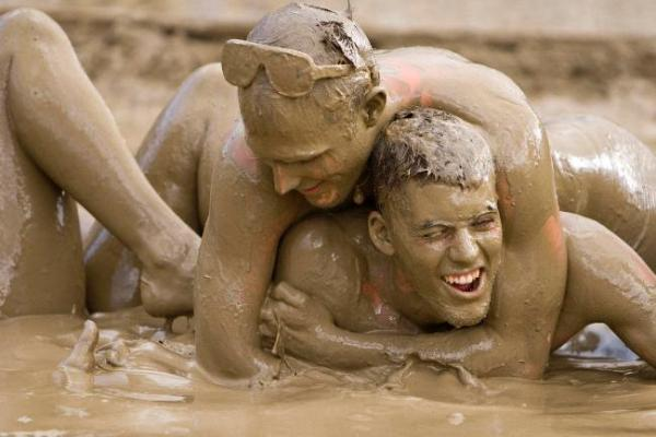 Image result for Switzerland Mud Festival